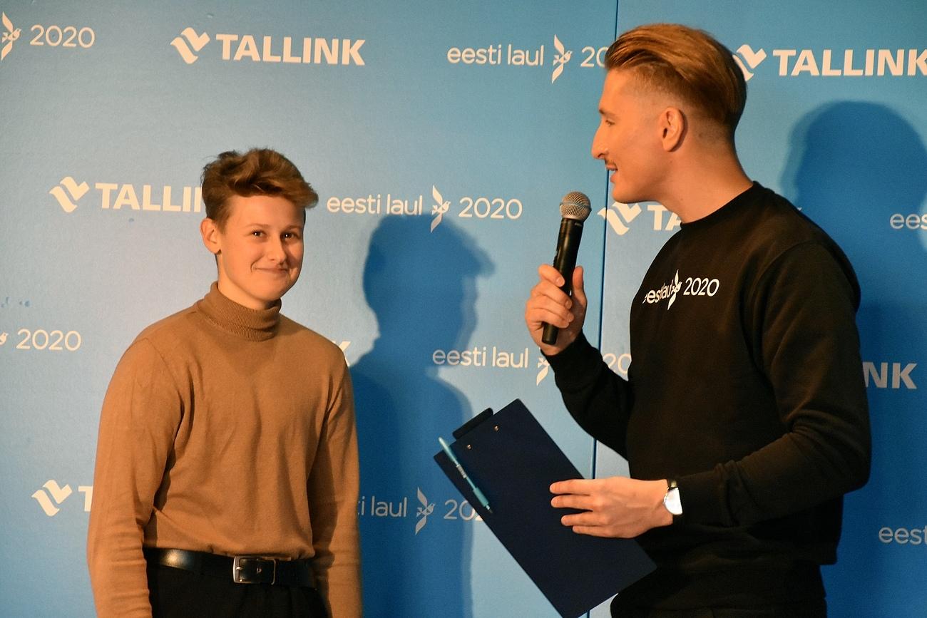 INGER ja Karl-Erik Taukar