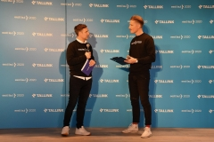 Tomi Rahula ja Karl-Erik Taukar