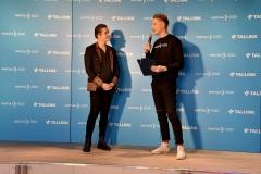 Rasmus Rändvee ja Karl-Erik Taukar