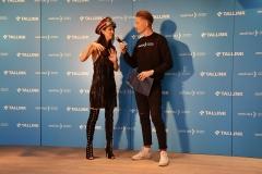 Laura ja Karl-Erik Taukar