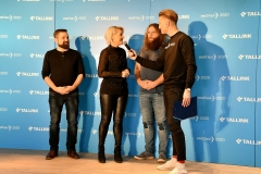 Synne Valtri feat. Väliharf ja Karl-Erik Taukar