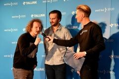Revals ja Karl-Erik Taukar