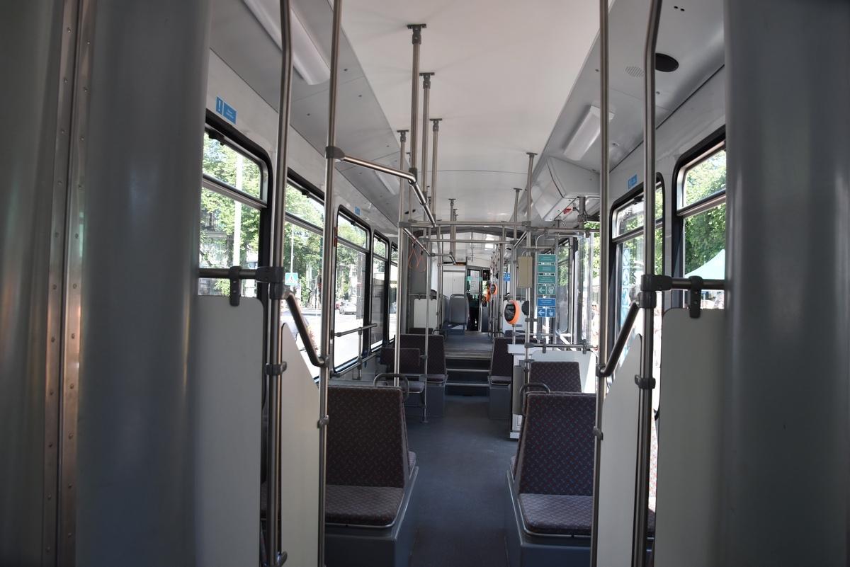 Tütarlastekoor Ellerhein sai nimelise trammi (foto: 3/23)