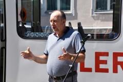 Tütarlastekoor Ellerhein sai nimelise trammi (foto: 12/23)