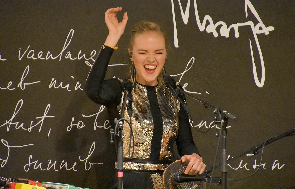 """Kadri Voorandi albumi """"In Duo with Mihkel Mälgand"""" esitlus (foto: 3/24)"""