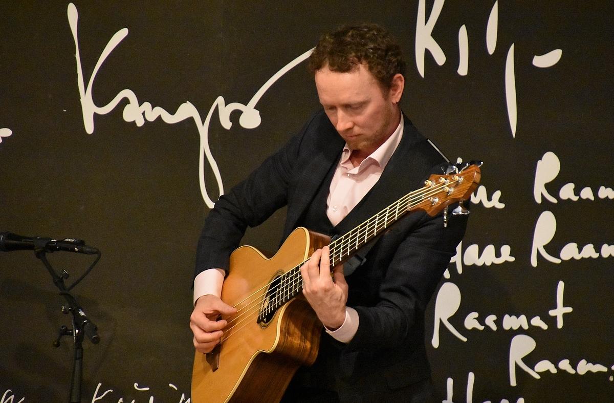 """Kadri Voorandi albumi """"In Duo with Mihkel Mälgand"""" esitlus (foto: 7/24)"""