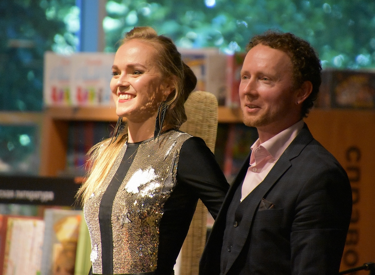 """Kadri Voorandi albumi """"In Duo with Mihkel Mälgand"""" esitlus (foto: 14/24)"""