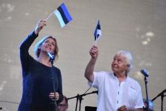 Kaire Vilgats & Ivo Linna