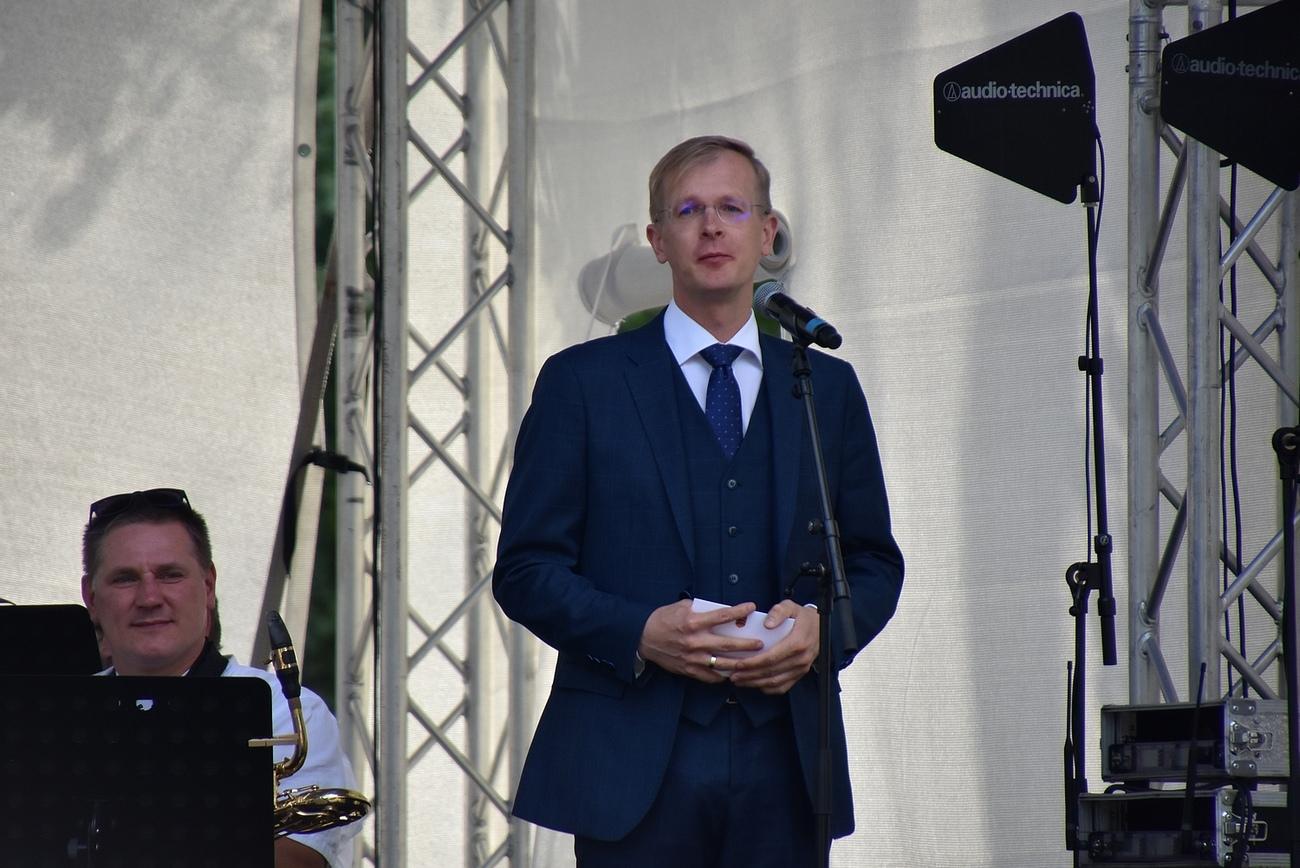 Tallinna linnavolikogu esimees Tiit Terik