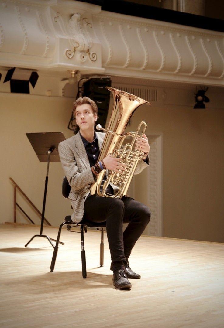 Toomas-Oskar Kahur (foto: Helen Valkna / ERR)