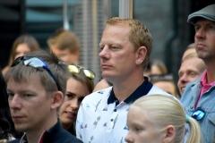 Liisi etteastet jälgis ka tema isa Marek Lemsalu