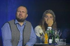 Žürii liikmed Kristo Rajasaare ja Daniel Levi Viinalass