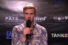 Noortebänd 2020 õhtujuht Karel Käos